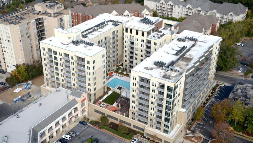 Venue Brookwood Apartments